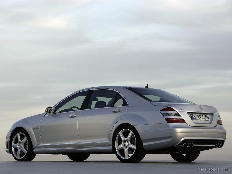 2006 mercedes benz s class s65 amg specifications for 2007 mercedes benz s550 price