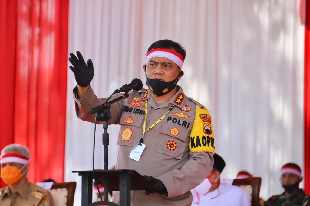 Kapolda Jateng Imbau Masyarakat tidak terprovokasi berita menyesatkan terkait tewasnya 6 anggota FPI