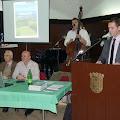 predsjednik društva Igor Plantaš pozdravio je prisutne i otvorio proslavu