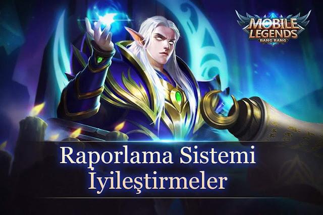 Mobile Legends'a AFK Güncellemesi