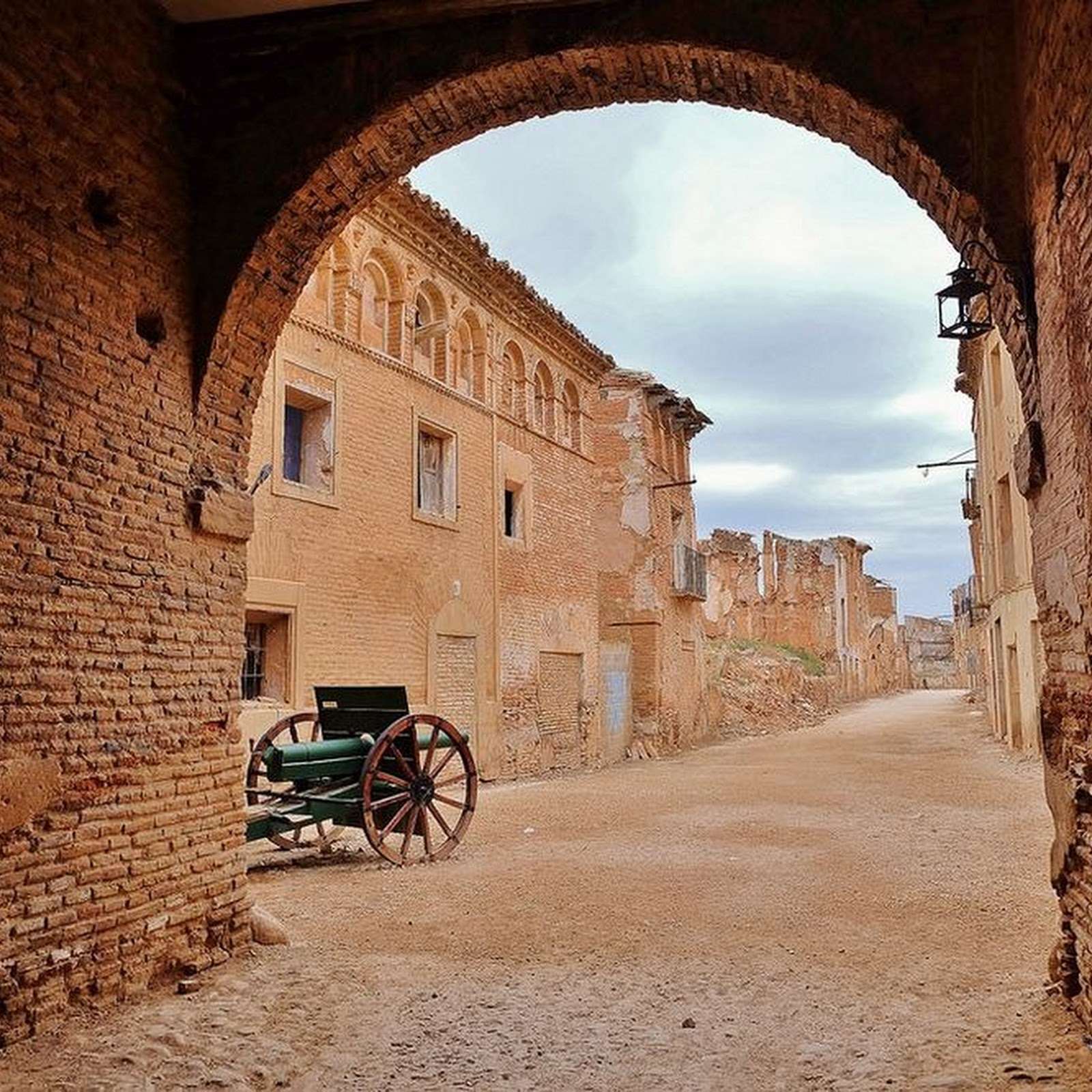 Belchite: The Ruins of The Spanish Civil War