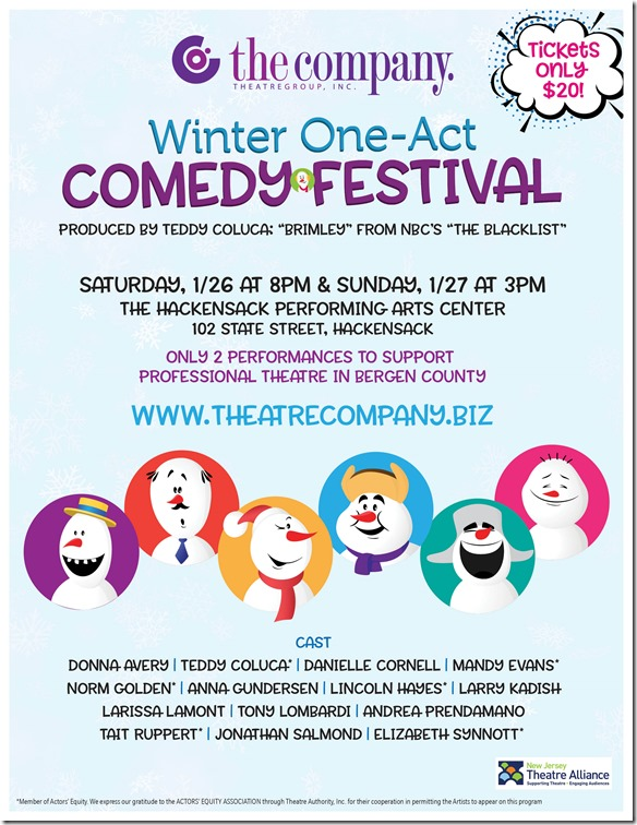Winter One Acts