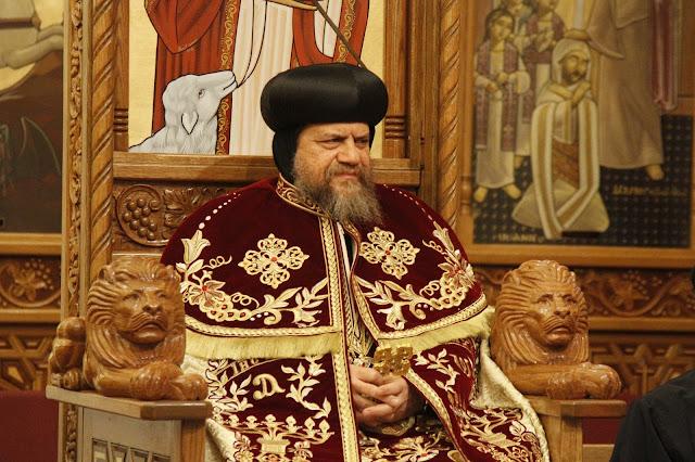 His Eminence Metropolitan Serapion - St. Mark - _MG_0162.JPG