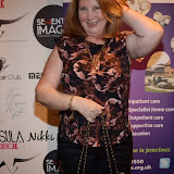WWW.ENTSIMAGES.COM -   Margaret Green  at         Fashion with Oui Friends in Harpenden Hertfordshire November 21st 2013                                           Photo Mobis Photos/OIC 0203 174 1069