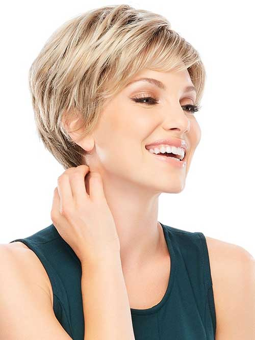 Best Different Short Pixie Hair Style Fashion Qe