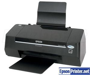 Download Epson S20 resetter tool