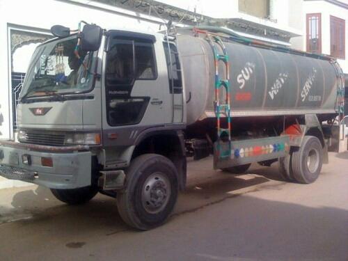 WATER TANKER SERVICE KARACHI - Water Utility Company