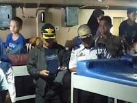 KMP. Balibo Diduga Mencapai Ratusan Penumpang ilegal Syahbandar Selayar Tahan Pemberankatan