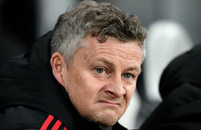 Hear Me Out Solskjaer Told Man United Player That Will Get Him Sacked (See Him)