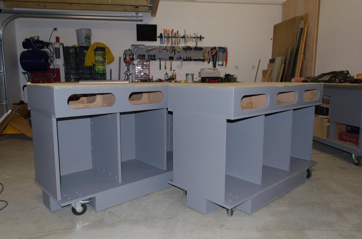 Table d'assemblage + porte systainer DIY [Terminé] - Page 4 _DSC2214