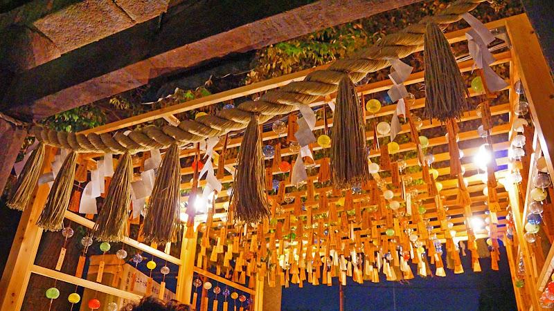 川越氷川神社 風鈴回廊 写真18