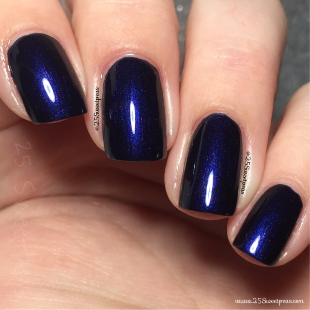 OPI Infinite Shine : Russian Navy - 25 Sweetpeas