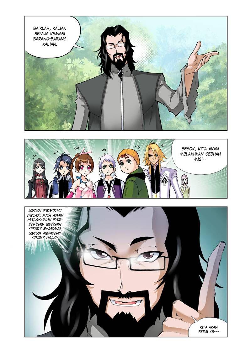 Baca Manga Soul Land Chapter 20 Komik Station