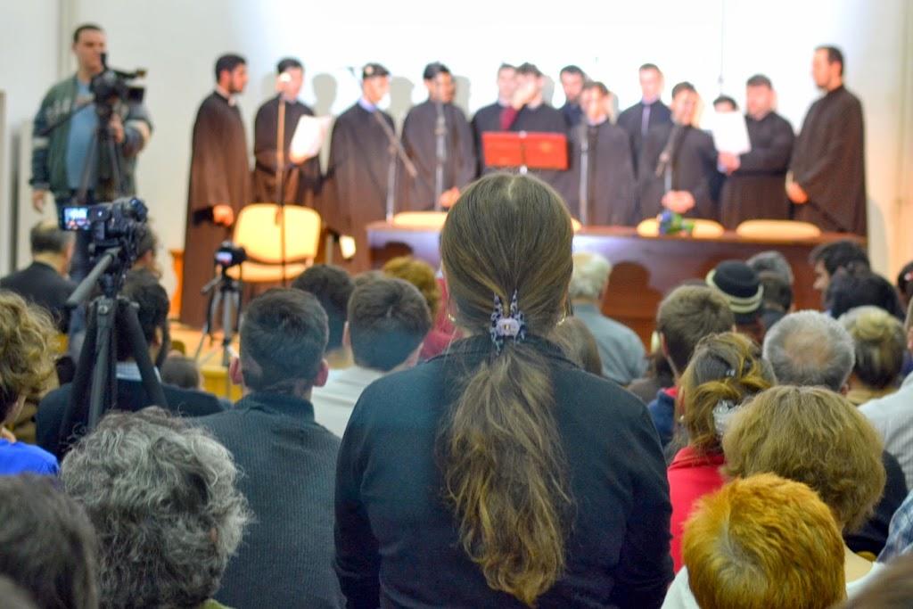 Conferinta Despre martiri cu Dan Puric, FTOUB 023