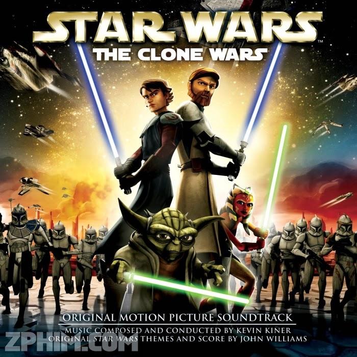 Ảnh trong phim Chiến Tranh Giữa Các Vì Sao: Chiến Tranh Vô Tính - Star Wars: The Clone Wars 1