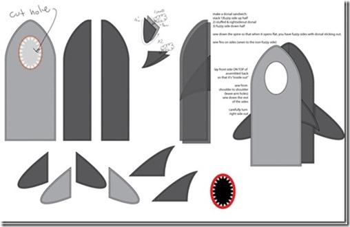 disfraz de tiburon (2)