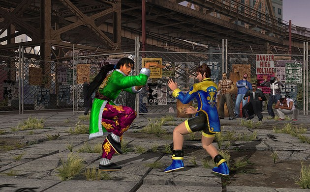 Tekken Tag Tournament PC Game Free Download Full Version