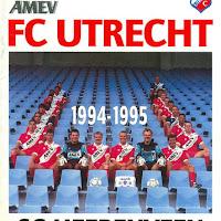 FCU Programmaboekjes 1994-95