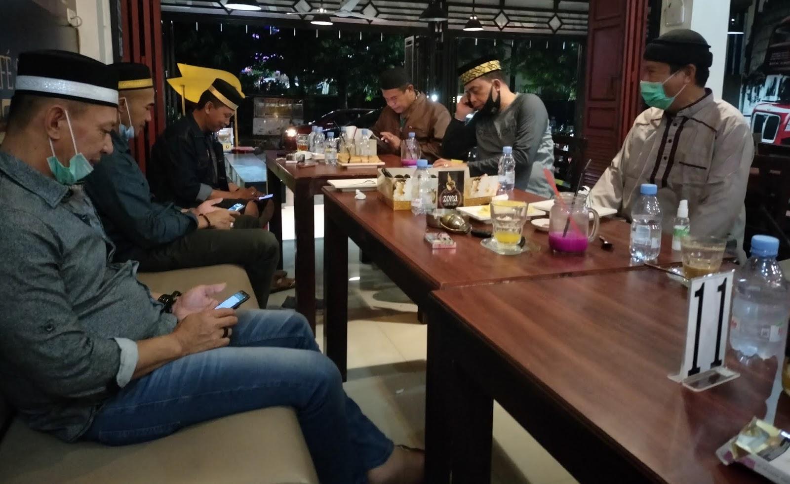 Allin Beddu Rayakan Ultah Dihadiri Kapolres Soppeng dan Sejumlah PJU Polres