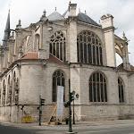 Eglise Sainte Madeleine : chevet
