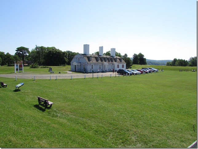 Fort Anne - Annaoplis - Royal, NS
