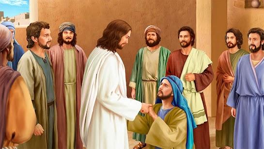 """""""Lạy Chúa con và Thiên Chúa của con"""""""