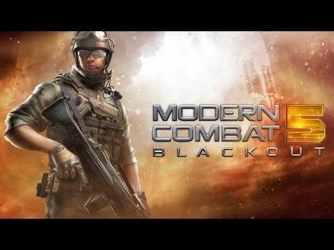 modern combat 5 offline apk download fir android