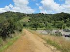 Brandon Trail, close to parking lot