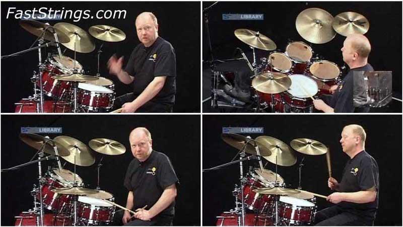 Colin Woolway's Drumsense