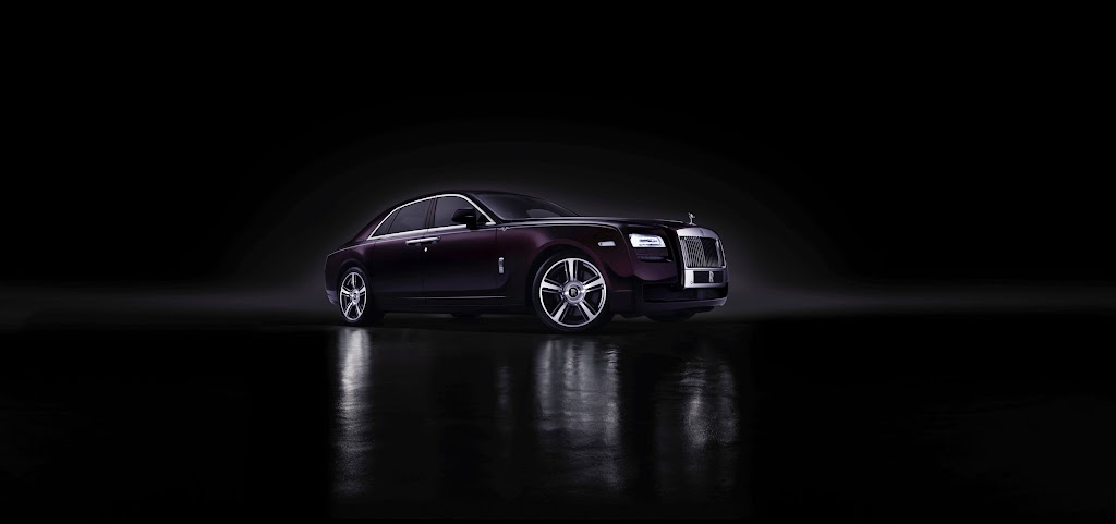 Rolls-Royce Ghost V-Specification 5