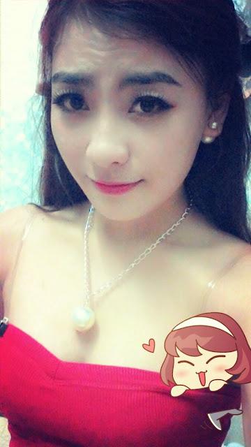 Hot girl Thương Hoài Đồng