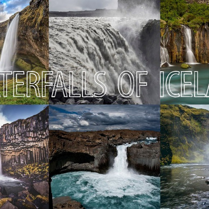 Iceland's Most Beautiful Waterfalls