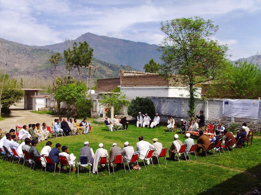 Local Community Gather