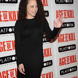 OIC - ENTSIMAGES.COM - Cat Simmons attend the Age of Kill - VIP film Screening inLondon on the 1st April 2015.Photo Mobis Photos/OIC 0203 174 1069