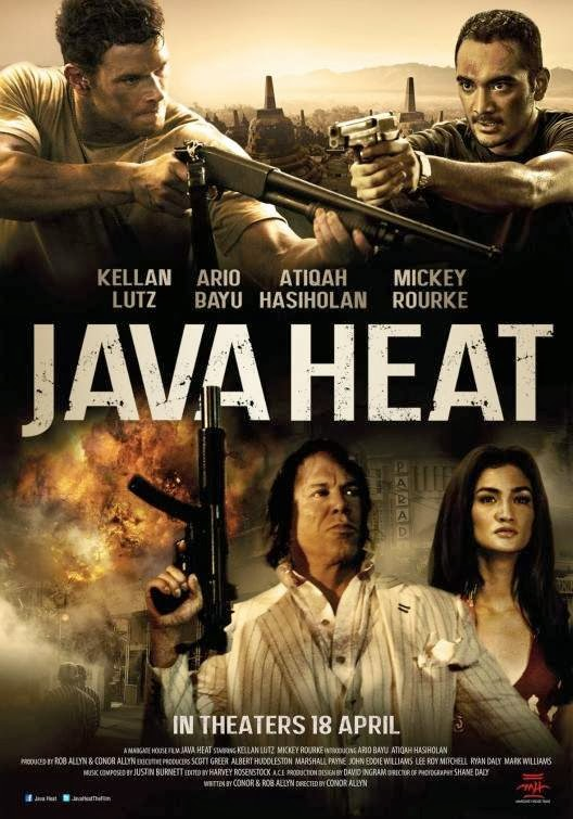 Poster Of English Movie Java Heat (2013) Free Download Full New Hollywood Movie Watch Online At Alldownloads4u.Com