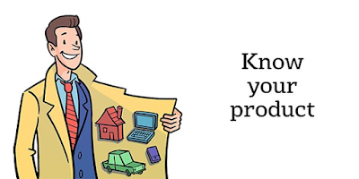 Increase Your Sales by Knowing the Product You're Selling
