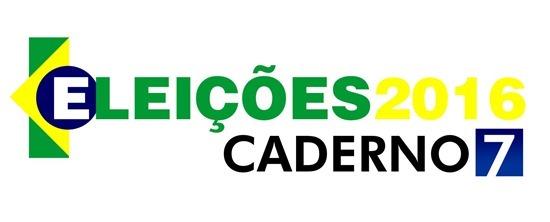 Logotipo Eleições 2016 Caderno7