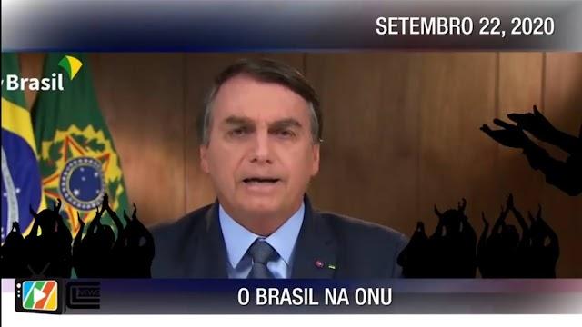 O Brasil em 22 Setembro por Cláudio Lessa.