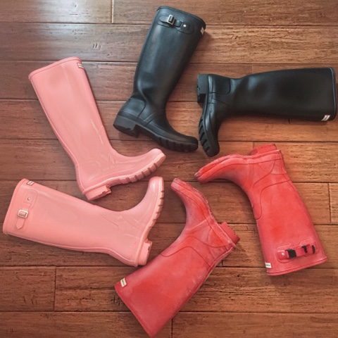 rain boots review parlor girl