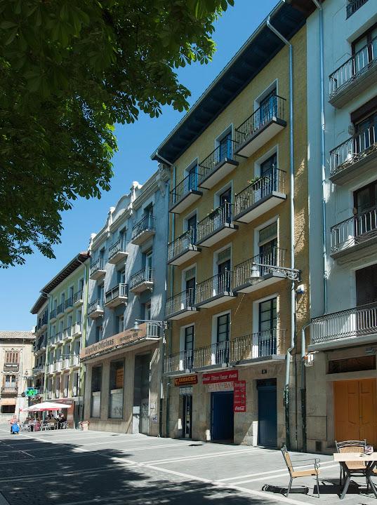 Albergue de peregrinos Hostel Ciudadela 7, Pamplona, Navarra, Camino de Santiago