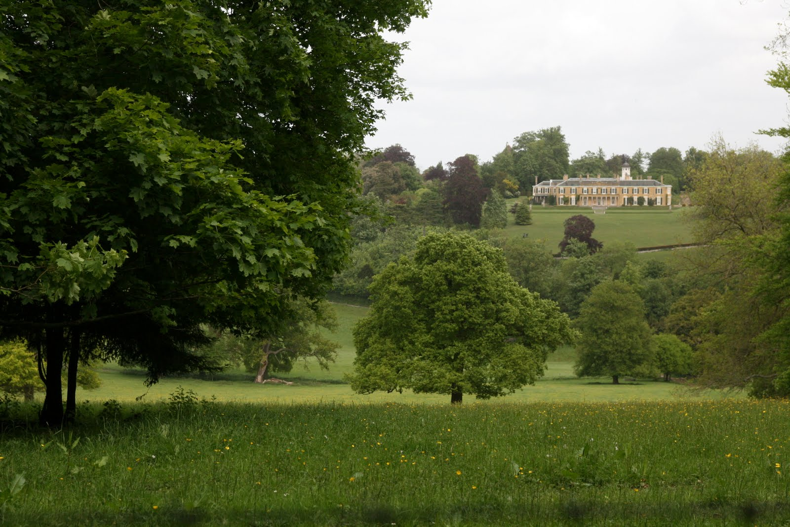 0905 052 Polesden Lacey Estate, Surrey, England Polesden Lacey