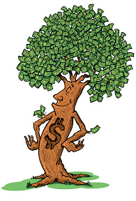 tree appraisals money tree