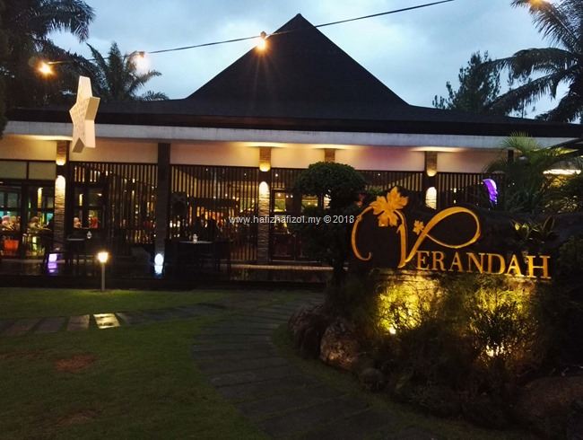 Bufet Ramadan 2018 di Cyberview Resort & Spa, Cyberjaya