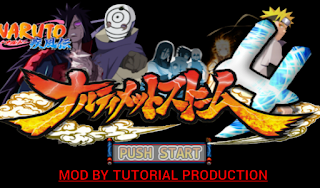 Naruto Senki Storm 4 Mod by Tutorial Production Apk