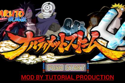 Naruto Senki Storm 4 Mod by Tutorial Production Apk