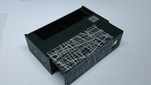 DSC 7069 thumb%255B2%255D - 【MOD】「USV-L 75w Box Mod」レビュー。VO75チップ by Vo Tech 搭載MOD初購入!!アルミボディで軽量、液晶ステルス&スライドボックスがアメリカンCOOL!!【オフィスエッジ】