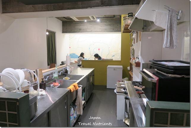 東京 青年旅館住宿 Irori Hostle and Kitchen (38)