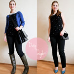 Collared Blouse 2 Ways