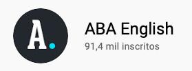 15 canais do YouTube para aprender inglês com falantes nativos -  ABA English