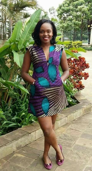 latest short ankara gown styles (4)